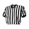 Alleson Athletic | Adult V Neck Officials Shirt | 45-ALL-508VNK