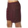 Alleson Athletic | Girls Mesh Short | 583-ALL-564PWY