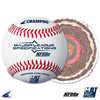 CHAMPRO Sports | Nfhs Major League Specs Full Grain Leather Cover | 5834-CHP-CML-100