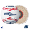 CHAMPRO Sports | Collegiate Specifications Full Grain Leather Cover Flat Seam | 5835-CHP-CBB-501