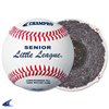 CHAMPRO Sports | Senior Little League® Game Rs Full Grain Leather Cover | 5840-CHP-CBB-200SLL