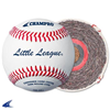 CHAMPRO Sports | Little League® Double Cushion Cork Core Full Grain Leather Cover | 5841-CHP-CBB-300LL