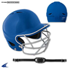 CHAMPRO Sports | Youth Batting Helmet With Facemask | 5861-CHP-H4YC