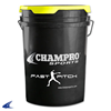 CHAMPRO Sports | 6-Gallon Ball Bucket | 5882-CHP-BUCKETFP-B