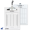 "CHAMPRO Sports | Football Coach's Board 9"" X 12"" 