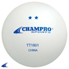 CHAMPRO Sports | Seamless Table Tennis Ball White | 6168-CHP-TT1801