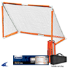 CHAMPRO Sports | Deluxe Fold-Up Soccer Goal 6' X 4' | 6213-CHP-NS11