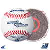 CHAMPRO Sports | Official League Double Cushion Cork Core Full Grain Leather Cover Flat Seam | 6290-CHP-CBB-301