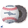 CHAMPRO Sports | Official League Cushion Cork Core Full Grain Leather Cover | 6291-CHP-CBB-200