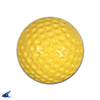 CHAMPRO Sports | Yellow Dimple Molded Baseball Harder Cover | 6306-CHP-CBB-57