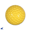 CHAMPRO Sports | Yellow Dimple Molded Baseball | 6307-CHP-CBB-58