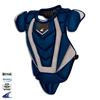 "CHAMPRO Sports | Pro-Plus Senior League Chest Protector 16.5"" Length 