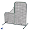 CHAMPRO Sports | Pitcher's Safety L-Screen 6'x6' | 6394-CHP-NB103E