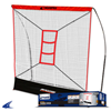 CHAMPRO Sports | Prodigii Net With Tz3 Training Zone Screen 7' X 7' | 6404-CHP-NB30