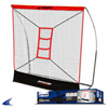 CHAMPRO Sports | Prodigii Net With Tz3 Training Zone Screen 5' X 5' | 6405-CHP-NB29