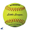 "CHAMPRO Sports | Little League® 12"" Tournament Fast Pitch Softball Leather Cover 