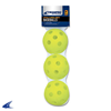 CHAMPRO Sports | 3 Pack White Poly Softballs | 6677-CHP-CSB-51B