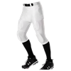 Alleson Athletic | Youth No Fly Pant With Snaps & Quarter Belt | 67-ALL-676SNFY