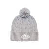 Pacific Headwear | Cable Knit Pom-Pom Beanie | 7027-PAC-643K