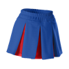 Alleson Athletic | Girls Cheerleading Multi Pleat Skirt | 712-ALL-C201MY