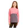 Soffe | Girls Fanwear Crew Top | 7209-SOF-5353G