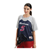 Alleson Athletic | Womens New Balance Reversible Lacrosse Pinnie | 7258-ALL-N002PW