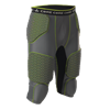 Alleson Athletic | Adult Integrated 7 Padded Football Girdle | 768-ALL-7SIPG