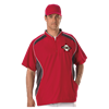 Alleson Athletic | Adult Short Sleeve Baseball Batters Jacket | 779-ALL-3JSS13A
