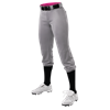 Alleson Athletic | Girls Belted Speed Premium Fastpitch Pant | 8431-ALL-615PSG