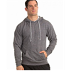 Soffe | Adult Unisex Snow Heather French Terry Hoodie | 8595-SOF-94200S