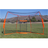 Bownet | 17.6' x 9.6' Portable Backstop | 8658-BWN-BOW-BACKSTOP