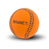 Bownet | Orange Crush Foam Training Balls, 12 Pack | 8684-BWN-BN-ORANGE-CRUSH