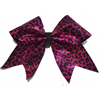 CrazyPants | Pink Sparkle Cheetah Bow | 8844-CZP-2231
