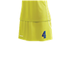 Alleson Athletic | Womens Brine Lacrosse Game Kilt *Phase Out | 886-ALL-F309W