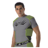 Alleson Athletic | Youth Upper Body Intregrated Protector | 93-ALL-BSIPTY