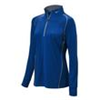 Mizuno | Girl's Comp 1/2 Zip Long Sleeve Pullover | 9425-MIZ-350607