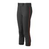 Mizuno | Women's Belted Piped Softball Pant | 9443-MIZ-350314
