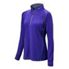 Mizuno | Women's Comp 1/2 Zip Long Sleeve Pullover | 9451-MIZ-350589