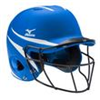 Mizuno | MVP Series S/M Fastpitch Softball Batting Helmet with Mask | 9475-MIZ-380310