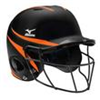 Mizuno | Prospect Series Youth Batting Helmet with Faspitch Softball Mask | 9477-MIZ-380316