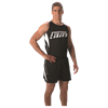 Alleson Athletic | Youth Loose Fit Track Short | 958-ALL-R1LFPY