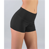 Covalent Activewear | Ladies Shorty Short Black | 9628-COV-510504