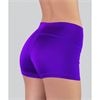 Covalent Activewear | Ladies Shorty Short Purple | 9629-COV-510508