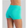 Covalent Activewear | Ladies Shorty Short Turquoise | 9631-COV-510533