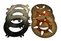 CASE McCORMICK MTX BRAKE KIT 714598A1 714233A1