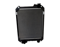 FORD NEW HOLLAND TM RADIATOR WITH COOLER 82006827