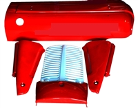 MASSEY FERGUSON 35 SERIES BONNET KIT 1884060M91