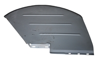 FORD 000 SERIES LH FENDER MUDGUARD WITH NO CAB