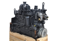 FORD NEW HOLLAND TSA 115 125 135 T6030 T6050 CASE IH MXU 115 125 SERIES ENGINE COMPETE (WITH MANUAL FUEL INJECTION)