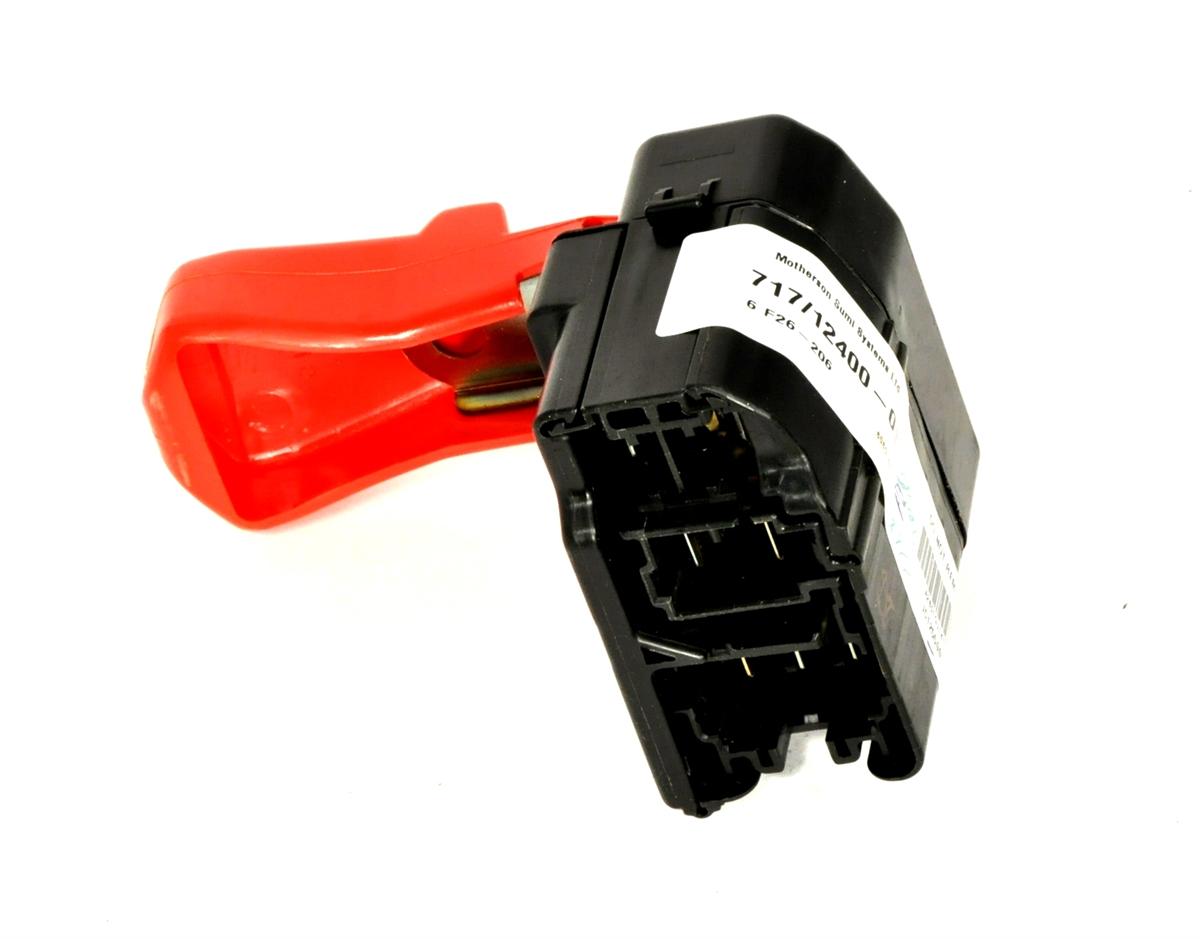 JCB TELEPORTER 535 - 540 FUSE BOX 5 WAY (OEM 717/12400) on